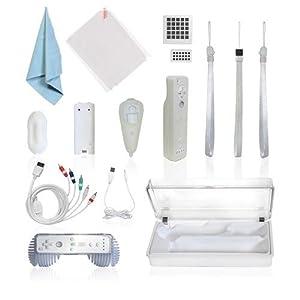 Wii 15 in 1 Starter Kit