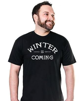WINTER IS COMING TSHIRT Super Soft GAME OF THRONES TEE Pimp Gimp Stark Show TV