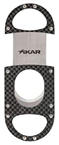 Xikar ZX Ultra Slim Cigar Cutter Carbon Fiber