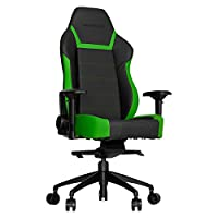 Vertagear Racing Series P-Line PL6000 Gaming Chair Black and Green