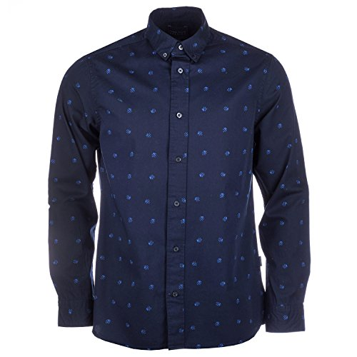 navy-perry-ellis-america-mens-jackson-long-sleeve-shirt-size-s