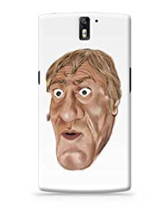 PosterGuy OnePlus One Case Cover - Mugambo Bollywood, Personalities,Movies