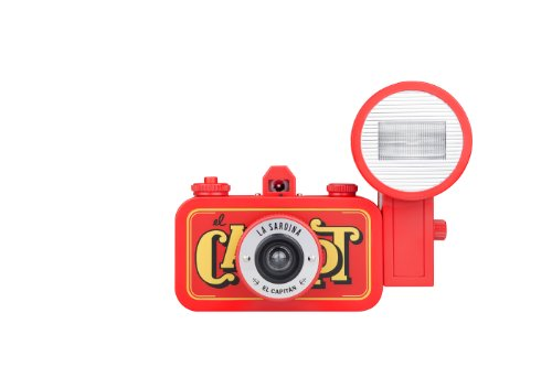 Review Of Lomography La Sardina El Capitan 303