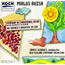 Rozsa - Symphony in Three Movements, The Vintner`s Daughter