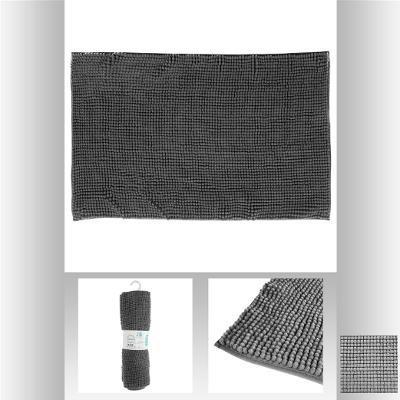 alfombra-chenille-corto-gris