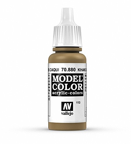 Vallejo Acrylic Paint, Khaki Grey