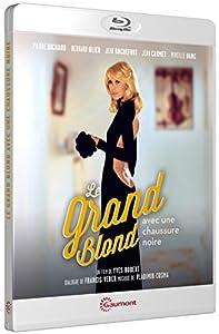 Le Grand Blond avec une chaussure noire [Blu-ray]