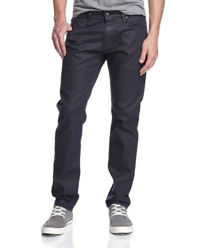 Mavi Men's Jake Lowrise Slim Fit Coated Jean