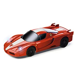Silverlit 1:50 I/R Licensed Ferrari FXX, Red
