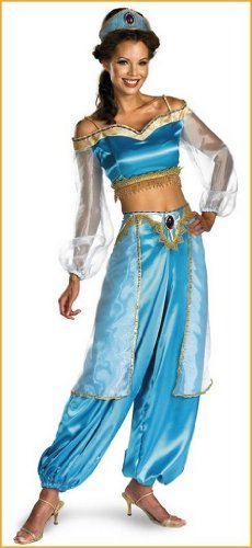 Adults Princess Jasmine Disney Costumes