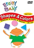 Brainy Baby Shapes & Colors DVD (Classic)