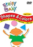 echange, troc Brainy Baby - Shapes & Colors [Import USA Zone 1]