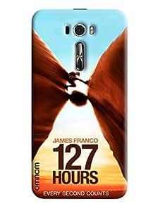 Omnam James Franco 127 Hours Unstoppable Journey Printed Designer Back Cover Case For Asus Zenfone 2 601 KL