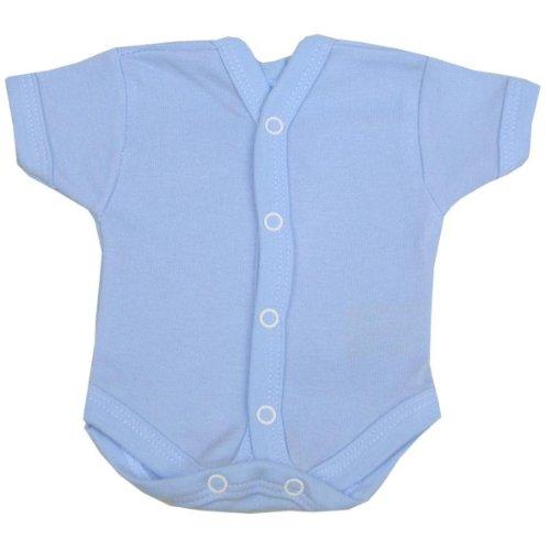 Premature Early Baby Clothes SCBU / Neonatal Bodysuit / Vest 0 -1.5lb, 3.5lb, 5.5lb, 7.5lb Blue