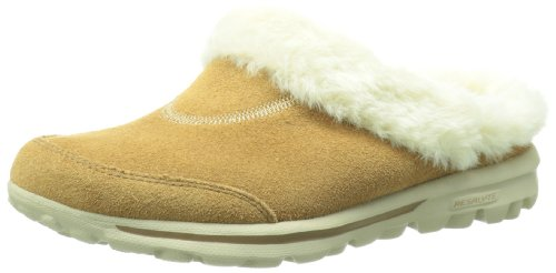 Skechers Women's Go Walk Cozy Flat