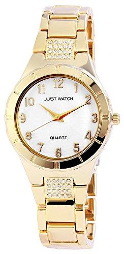 Just Watch Analog Orologio da donna, in, diametro 36 mm - JW2643-GD