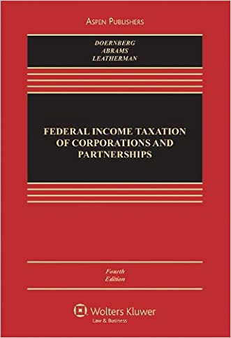 Federal  Income Taxation of Corporations 4e