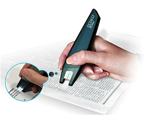 Ectaco C-Pen 3.0 Handheld Scanner For Scanning and OCR - USB connected