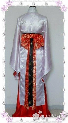 古代 弥生時代 着物 和服 コスプレ衣装 cc0017 (女性Lサイズ)【お取り寄せ品】