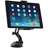 Osomount Tablet Mount EX OS1390 - Universal Dashboard & Windscreen in Car Holder for iPad Air/4/3/2/1, iPad Mini, Samsung Tab & Other Tablets
