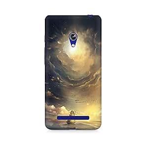 Mobicture Constilations Premium Printed Case For Asus Zenfone Go