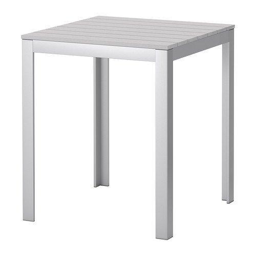 IKEA-FALSTER-Tisch-fr-auen-in-grau-63x63cm