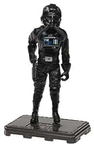 Hasbro - 84765 - Star Wars TIE Fighter Pilot (Battle Of Yavin) Figur - A New Hope 2004