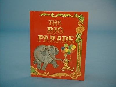 The Big Parade Personalized Book