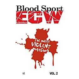 Blood Sport: ECW's Most Violent Matches Vol. 2