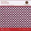 Martha Stewart Crafts - Valentine - 12 x 12 Die Cut Cardstock Pack