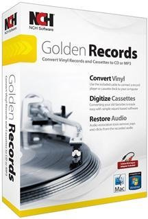 GOLDEN RECORDS (SOFTWARE - PRODUCTIVITY)