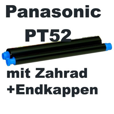 TTR f&#252;r: Panasonic KX-FP 205, KX-FC 225 G-S,KX-FC 226 G-S,KX-FC 255 G-S,KX-FP 205 G-S,KX-FP 215 G-S