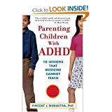 img - for Parenting Children with ADHD :1st (first edition) book / textbook / text book