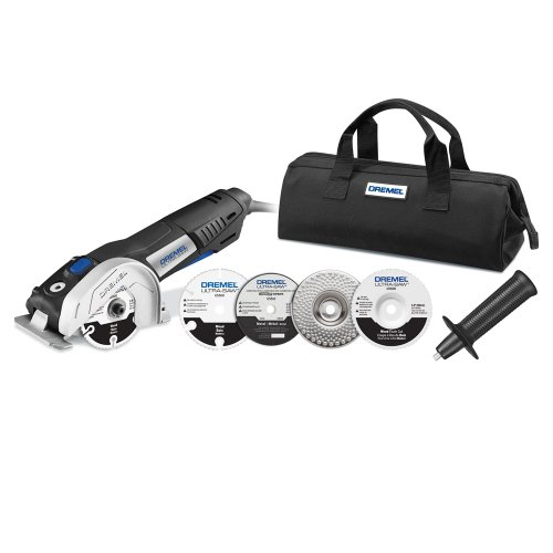 Discover Bargain Dremel US40-01 Ultra-Saw Tool Kit with 4 Accessories and 1 Attachment