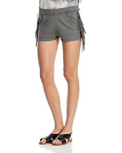 The Hip Tee Short Fringed Short