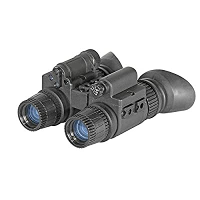 Armasight N-15 FLAG Compact Dual Tube Night Vision Goggle FLAG Filmless Auto-Gated IIT (Advertised by competition as Gen 4) from Armasight Inc. :: Night Vision :: Night Vision Online :: Infrared Night Vision :: Night Vision Goggles :: Night Vision Scope