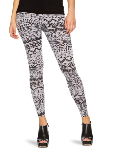 AX PARIS Aztec Print Women's Leggings