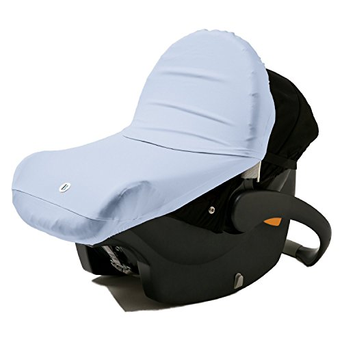 Imagine Baby Car Seat Canopy Shade - Blue