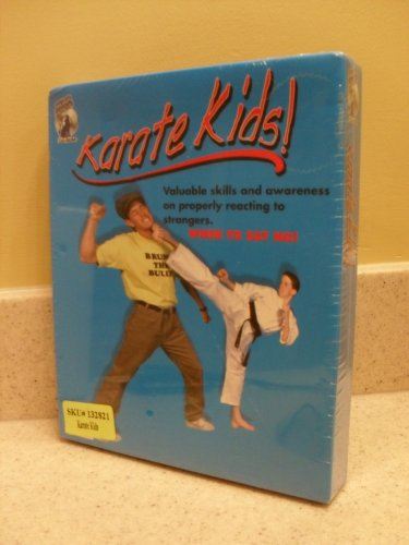 Karate Kids! back-644154