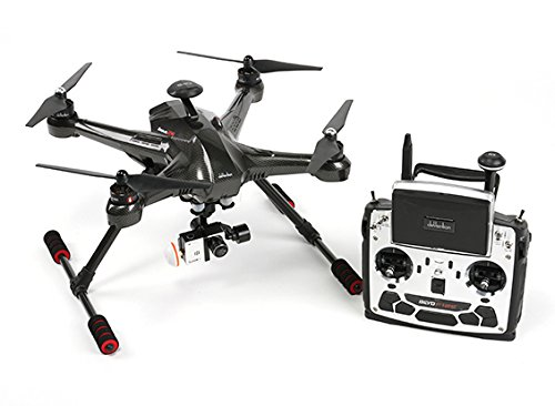 Walkera Scout X4 Ready to Fly FPV RC Quadcopter with Ground