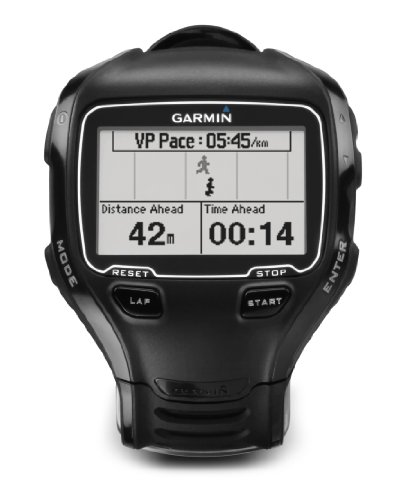 Rate Monitor  Heart  Device Garmin Gps Runners Watch Forerunner 910xt