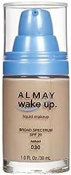 Almay Wake-Up Liquid Makeup Naked-030