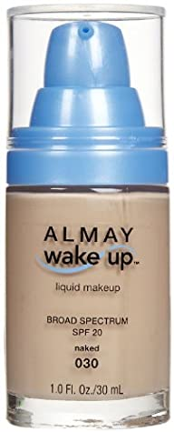 Almay Wake-Up Liquid Makeup, Naked-030