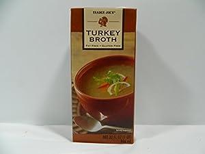 Amazon.com : Trader Joes Turkey Broth 32 Oz : Grocery ...