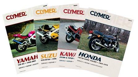 Clymer Harley Davidson FLS/FXS (00-05) Manual M423-2