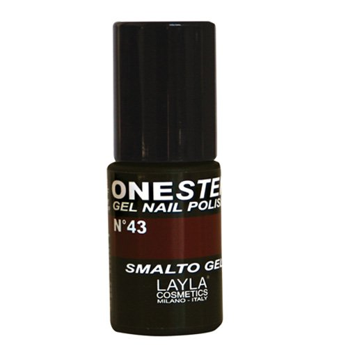Layla Cosmetics, Smalto semipermanente in gel OneStep, Texas, 5 ml
