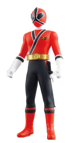 Legend Sentai Heroes Series 04 Shinken Red - 1