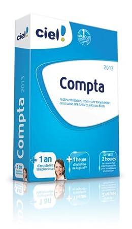 Ciel Compta 2013 + 1 an d'assistance téléphonique