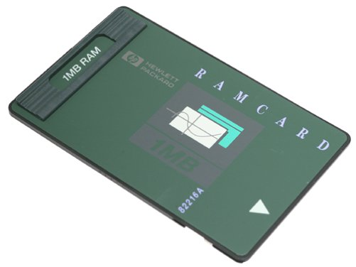 hewlett-packard-82216a-1-mb-ram-card-for-the-hp-48gx