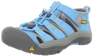KEEN Newport H2 Sandal (Toddler/Little Kid/Big Kid),Norse Blue/Yellow,8 M US Toddler